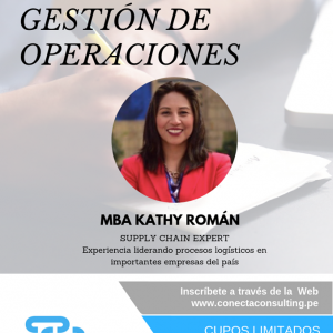 Curso Taller: Gestión de Operaciones (Octubre 2019)